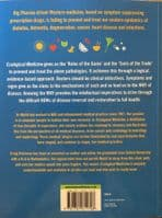 BOOK - Ecological Medicine - The Antidote to Big Pharma and Fast Foods -ONE COPY- to USA only